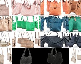 3D 13 Handbag Shoulderbag Purse Collection