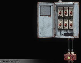 3D asset Distribution Box