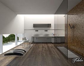 interior-design Bathroom 3D