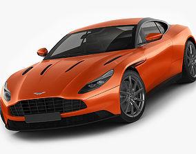 Aston Martin DB11 3D model