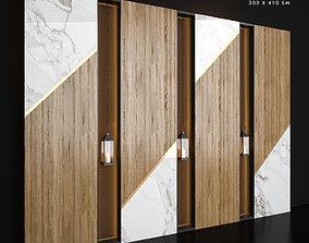 3D Wall Panel 46