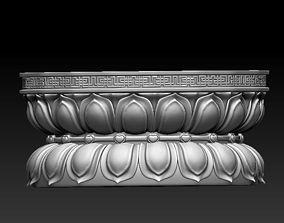 Seat of Buddha 3D