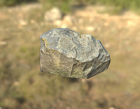 3D asset realtime Stone Scan