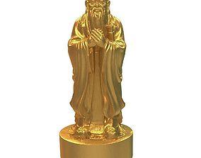 3D print model Confucius 18
