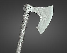 Viking axe - DeathBringer 3D printable model