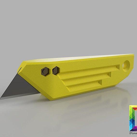 Trapezoid Cutter Blade