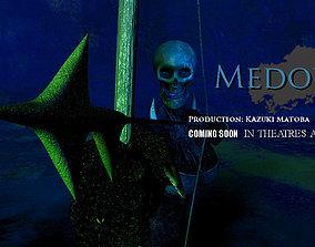 Medousa 3D model