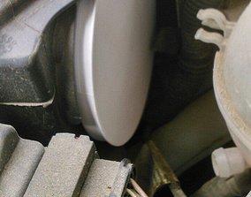 3D printable model Peugeot 207 Headlight Cap