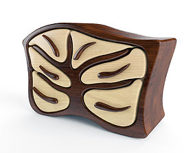Bandsaw box 3D model