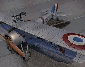 Nieuport 17 3D
