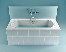 Bathtube Classic 3D model