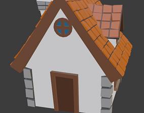 Tiny Cottage 3D