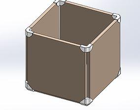 Connectors 3D print model