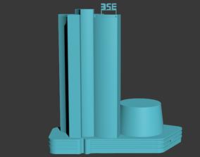 Bombay Stock Exchange 3D