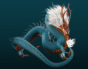 Dragon Asia 3D model