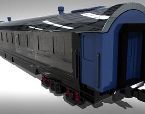 3D print model Casket-Train USSR