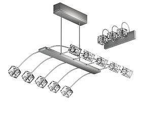 3D model Solver Pendant Lamp