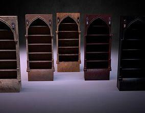 Shelf M01 - The Marquis Collection 3D asset