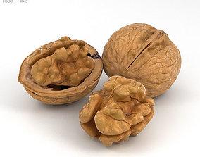 Walnut 3D pip