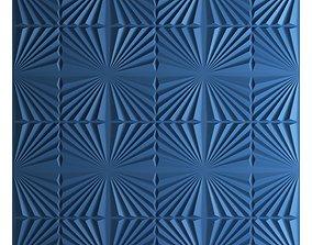 Habitarte Conch Wall form 3D model