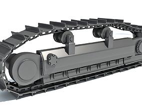 Track kit V2 3D model
