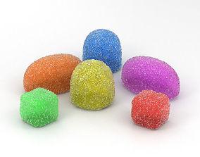 3D model Gumdrop