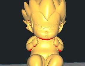 3D print model Baby vegeta
