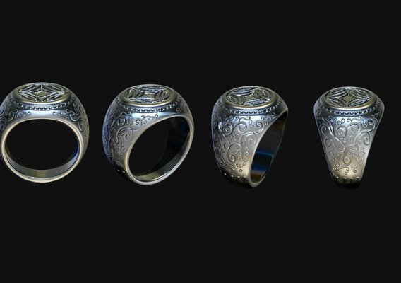 Male Ring (Jewelery)