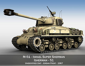 3D model M-51 Isherman