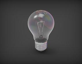 Bulb 100V 240V 3D model