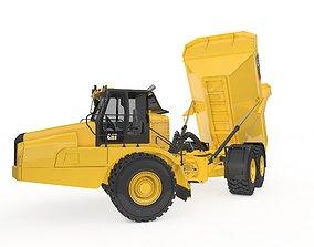 3D Articulated Mining Truck