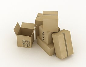 3D Moving Boxes