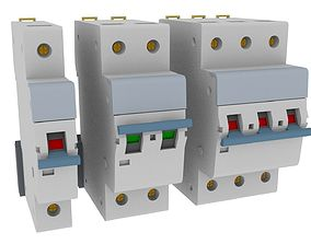 3D cable circuit breaker