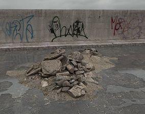 rubble 050 am165 3D