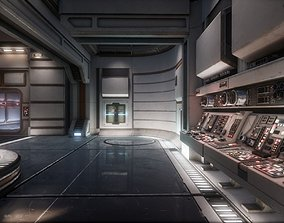 Sci Fi Interior Asset Pack II realtime