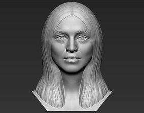 Madonna bust 3D printing ready stl obj formats art
