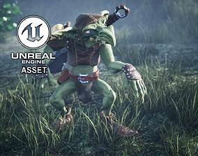 Goblins Light Armored 3D model