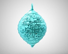 3D printable model Suburban Necklace