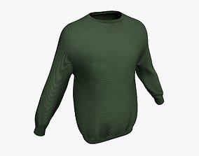 Sweatshirt 3D model