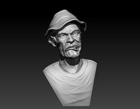 Don Ramon Seu Madruga 3D printable model