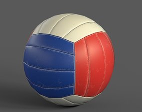 3D model Lowpoly Pbr GameReady Volleyball