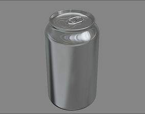 Drink Can 3D model
