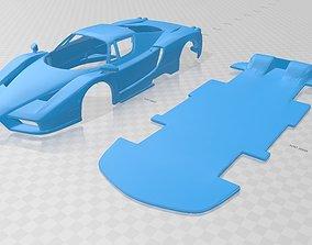Ferrari Enzo F60 Printable Body Car