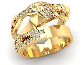 145 Hermes Ring 3D printable model