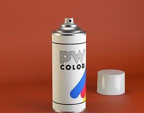Spraycan 3D