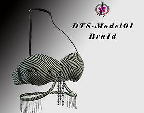 DTS-Model01-Bra1D low-poly
