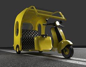 Motorickshaw 3D