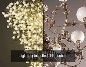 Lighting bundle 3D model