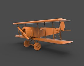 3D printable model Biplane2