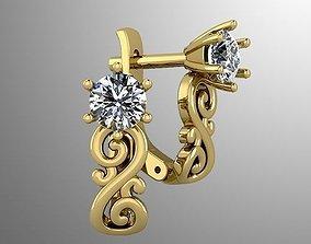 3D printable model Earrings 53